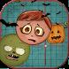 Zombie Swipe - Cowardly Hero by Biber Games
