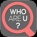 WHO ARE U : 스마트폰 분실대비/분실방지! by Crazy Friend