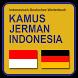 Kamus Jerman - Indonesia Offline by Bagja Studio