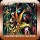 Luminous Flower Live Wallpaper by Chiron Studio