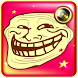 Troll Face Photo Editor by My Cute Apps