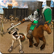 Roman Warriors & Futuristic Combat: Castle Defense by Creative Games Studios