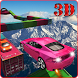 Impossible Track Stunt Driving by CyberCloudStudios
