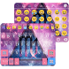 Virgo Emoji Keyboard Theme by Color Emoji Keyboard Studio