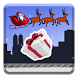 Droppy Santa by Trivial plus Four