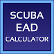 Scuba EAD Calculator by Novaroma Design