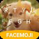 Labrador Puppy Emoji Keyboard Theme for Messenger by Free Funny Keyboard Theme