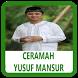 Ceramah Ustad Yusuf Mansur by sentilan