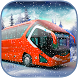 Winter Bus Drive - Tourist Sim by Glow Games