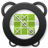 Tic Tac Toe Alarm Clock by Phoneoid