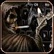 Smoking Skull Lighter Keyboard