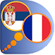 French Serbian dictionary by Dict.land