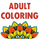 Free Coloring Book For Adults by App Labs Games