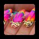 Almond Nails by Keli Gia