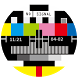 No Signal retro TV Watch face by Young V.