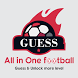 Guess Football Players 2017 by All in One Indian Apps