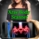 Cloth Scanner and XRay Body Scanner Simulator