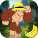 Curious Kong Running by aouilaila1app