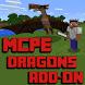 Dragons Addon for Minecraft PE by Auburn