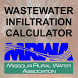 Wastewater Infiltration Calc by Missouri Rural Water Association