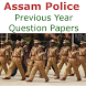 Previous Year Assam Police Questions Papers by Subhadra AK