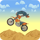 Desert Dirt Bike Stunts by Great Free app
