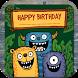 Birthday Wishes by Nelson Legada