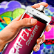 Graffiti spray simulator by Rich apps and games