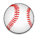 Baseball Analog Clock Widget by SCCAL