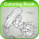 Coloring of Miles Tomorrowland by Game777