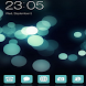 All Teal Lights CLauncher Them by CG-Live-Wallpapers