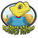 bearded dragon by easygameplatform