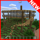Hilltop House MCPE map by Cool pixels