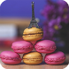 Macaron Wallpaper by DreamWallpapers