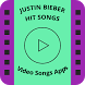Justin Bieber Hit Songs by VIDEO SONGS APPS