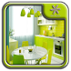 Kitchen Window Treatments by Quill Spray