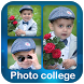 Photo Collage Art Free Frames by Siga Technologies