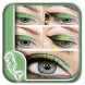 Makeup Eyes Tutorial by Slithice