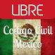 CÓDIGO CIVIL FEDERAL México by WebDeveLovers