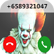 fake call from pennywise prank by AK7