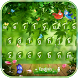 Green nature Keyboard Theme green leaf by NeoStorm We Heart it Studio