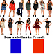 Learn Clothes in French by Muratos Games