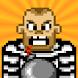 Bomb Catch - Retro KABOOM Game by Russ Kumro