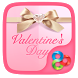 Valentine's DayGOLauncherTheme by ZT.art
