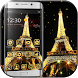 Gold paris tower Theme by Luxury Themes Studio beauty