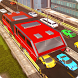 Futuristic Elevated Bus by Sablo Games