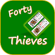Forty Thieves Solitaire by Hellenis