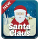Santa Claus Keyboard by SuperColor Themes
