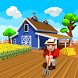 Blocky Farm Worker Simulator by Sablo Games