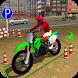 Speed Bike Parking Adventure
